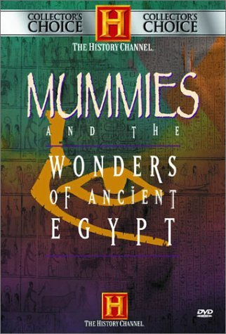 《History Channel 木乃伊及古埃及奇观》(History Channel Mummies And The Wonders of Ancient Egypt)DX5 4CD[DVDRip]